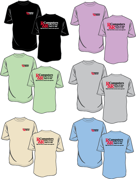Shirts! Yes you can purchase one