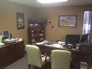 Jason's Office